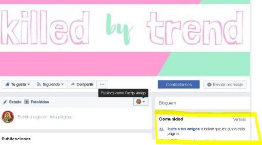 facebook killedbytrend