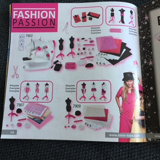 Fashion is a Passion, sobretodo si eres mujer, se conoce.
