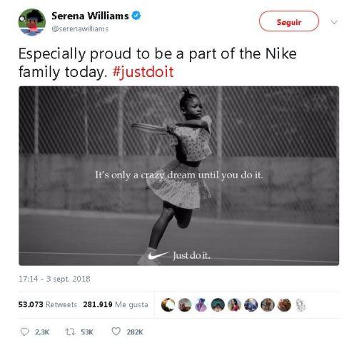 serena nike child killedbytrend