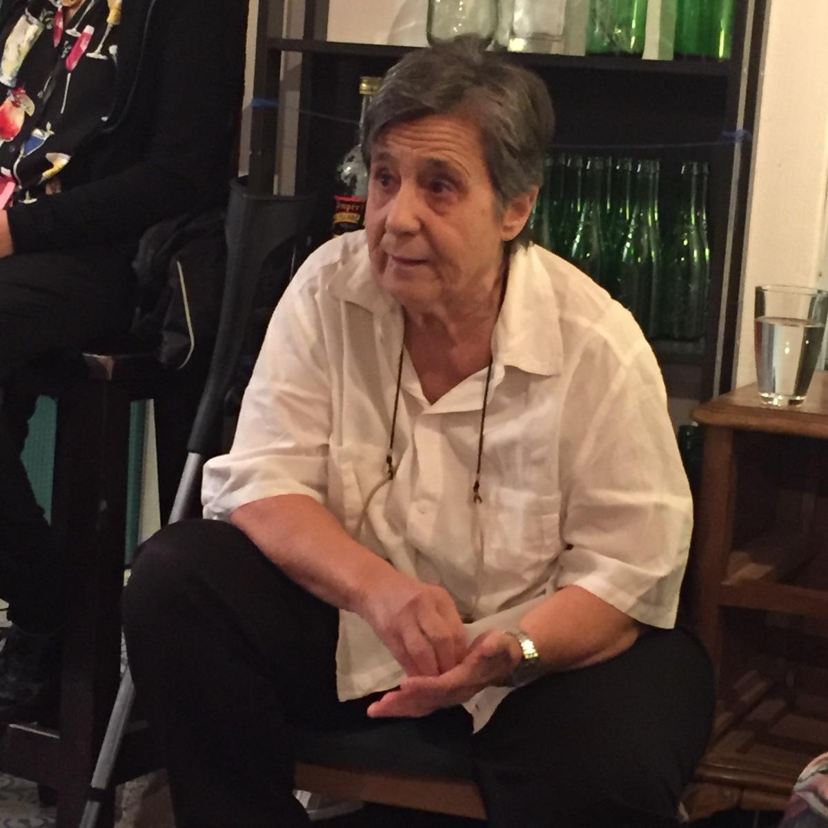 Encuentro con Casilda Rodrigañez: El patriarcado no tiene madres