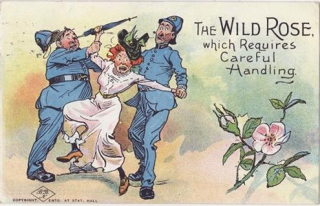 vintage_woman_suffragette_poster_killedbytrend 4