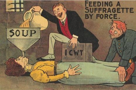 vintage_woman_suffragette_poster_killedbytrend 6