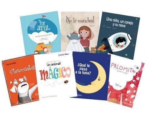 cuentos-infantiles-mini-libros-niños-tragamanzanas-snacks killedbytrend