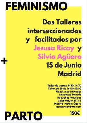 taller Jesusa Ricoy madrid killedbytrend